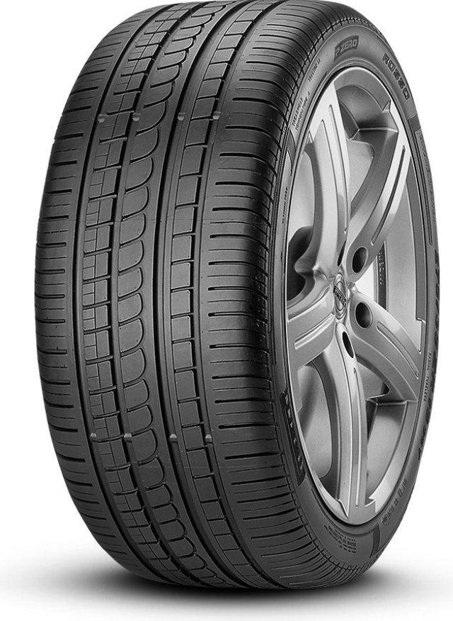 Автомобильная шина Pirelli P Zero Rosso 275/45 R20 110H Летняя