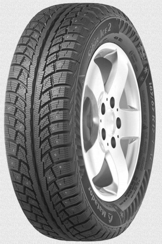 Автомобильная шина Matador MP 30 Sibir Ice 2 215/55 R17 98T Зимняя