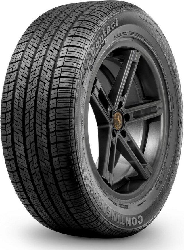 Автомобильная шина Continental Conti4x4Contact 255/60 R17 106H Летняя