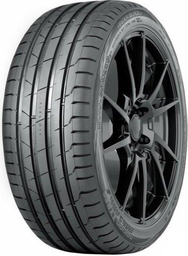 Автомобильная шина Nokian Hakka Black 2 Run Flat 245/45 R18 96Y Летняя Run Flat