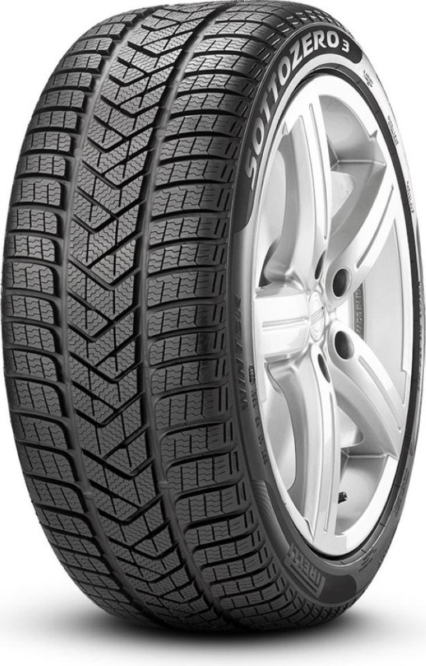 Автомобильная шина Pirelli Winter Sottozero III RunFlat 225/45 R19 96V Зимняя Run Flat