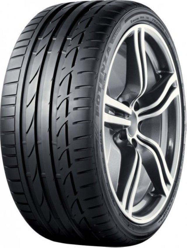 Автомобильная шина Bridgestone Potenza S001 215/55 R17 94W Летняя