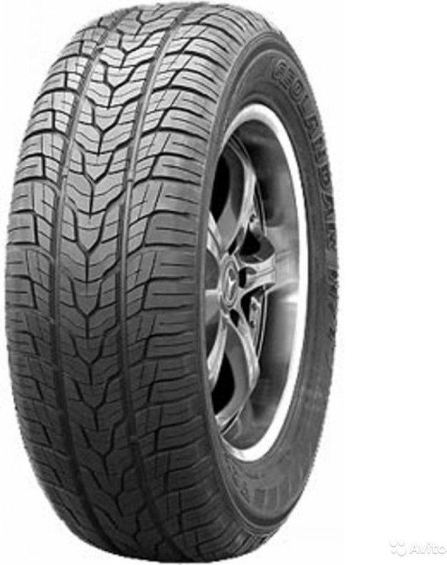 Автомобильная шина Yokohama Geolandar H/T G038 265/60 R18 110V Летняя