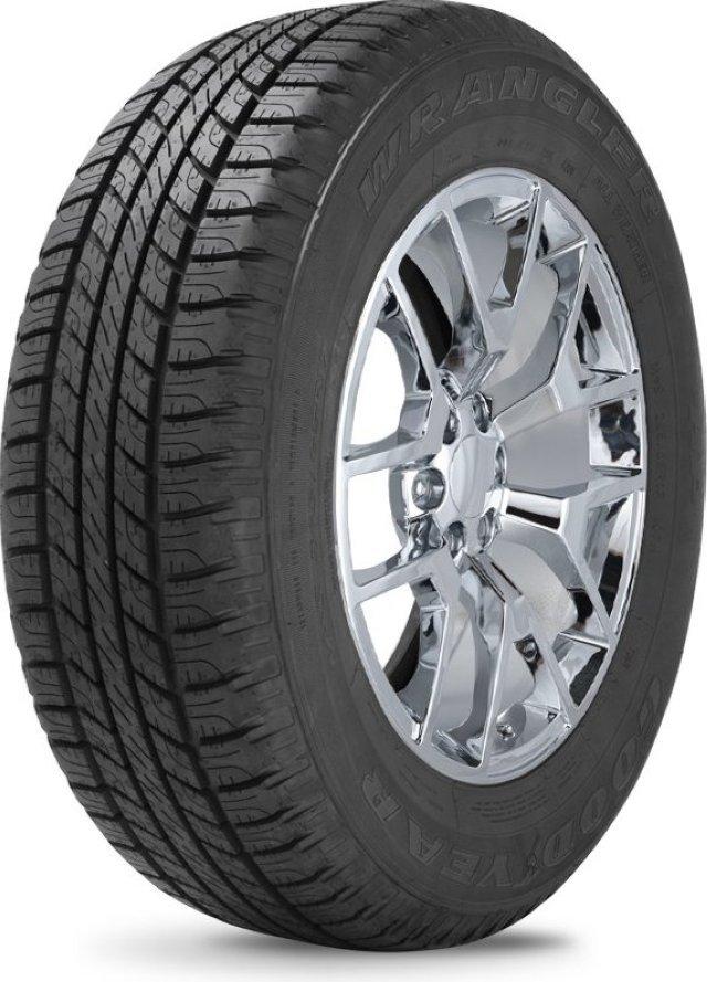 Автомобильная шина Goodyear Wrangler HP All Weather 265/65 R17 112H Всесезонная