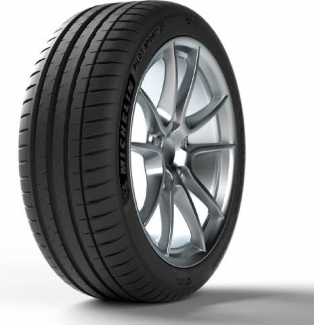 Автомобильная шина Michelin Pilot Sport 4 225/45 R19 96W Летняя