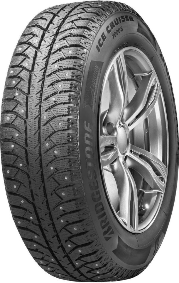 Автомобильная шина Bridgestone Ice Cruiser 7000S 225/65 R17 102T Зимняя