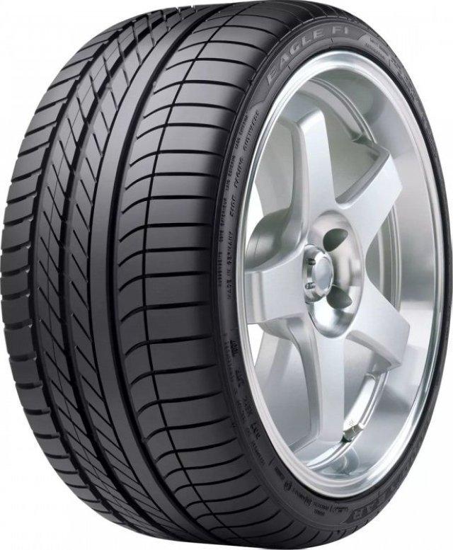 Автомобильная шина Goodyear Eagle F1 Asymmetric 245/45 R17 99Y Летняя Run Flat