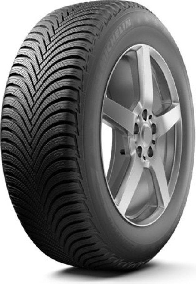 Автомобильная шина Michelin Pilot Alpin 5 SUV 255/50 R19 107V Зимняя