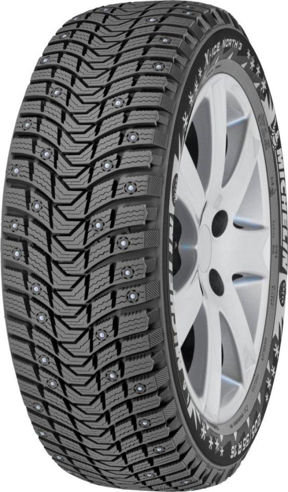 Автомобильная шина Michelin X-Ice North 3 195/60 R15 92T Зимняя
