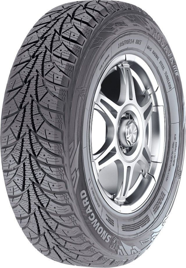 Автомобильная шина Rosava SNOWGARD 175/65 R14 82T Зимняя
