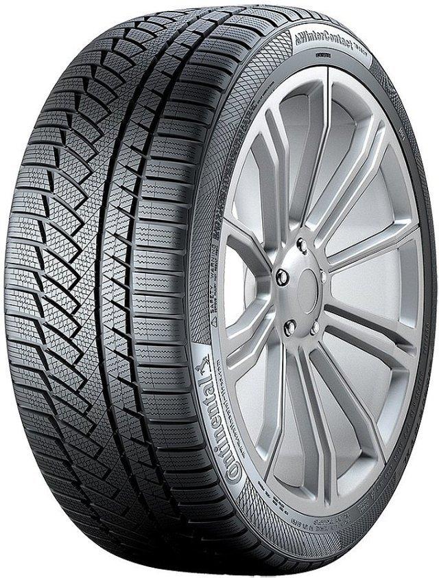 Автомобильная шина Continental ContiWinterContact TS 850 P SUV 255/55 R19 111V Зимняя