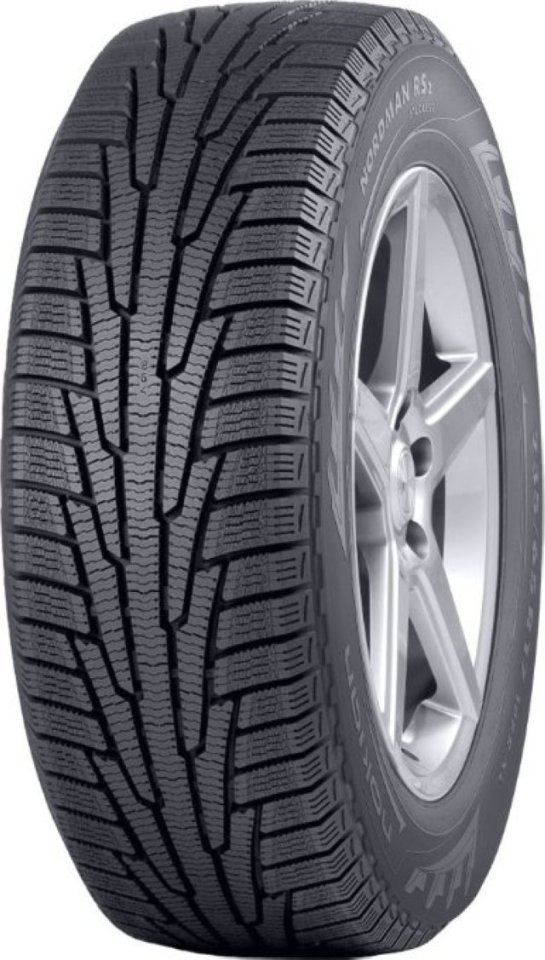 Автомобильная шина Nordman RS2 SUV 215/60 R17 100R Зимняя