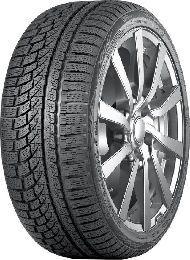 Автомобильная шина Nokian WR A4 235/45 R17 97H Зимняя