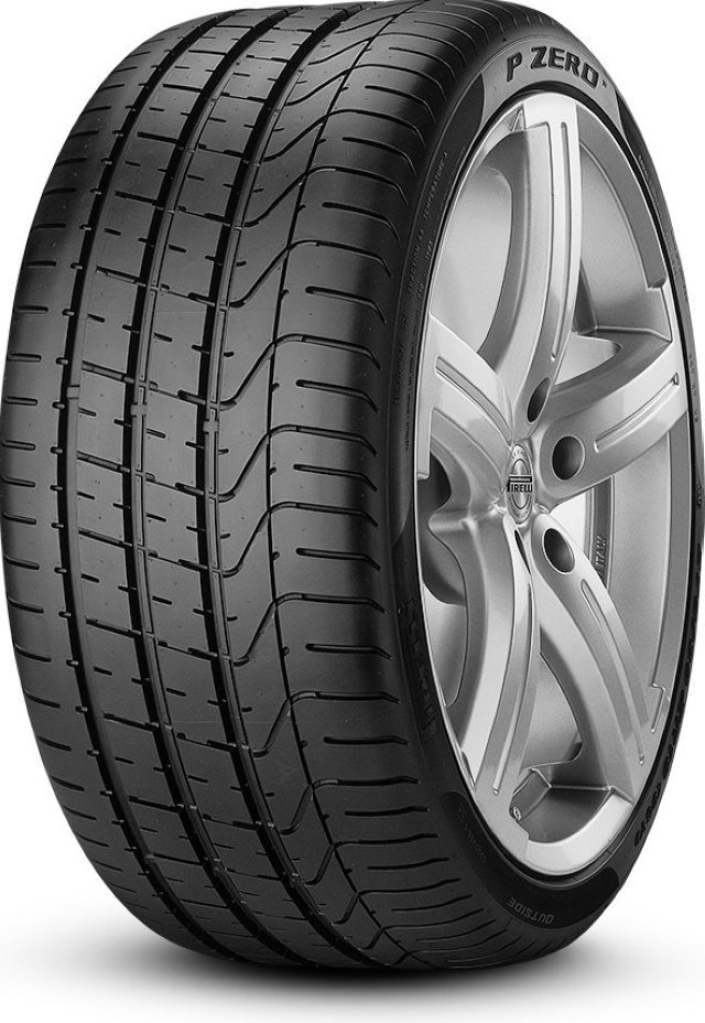 Автомобильная шина Pirelli P Zero Runflat 275/40 R19 101Y Летняя