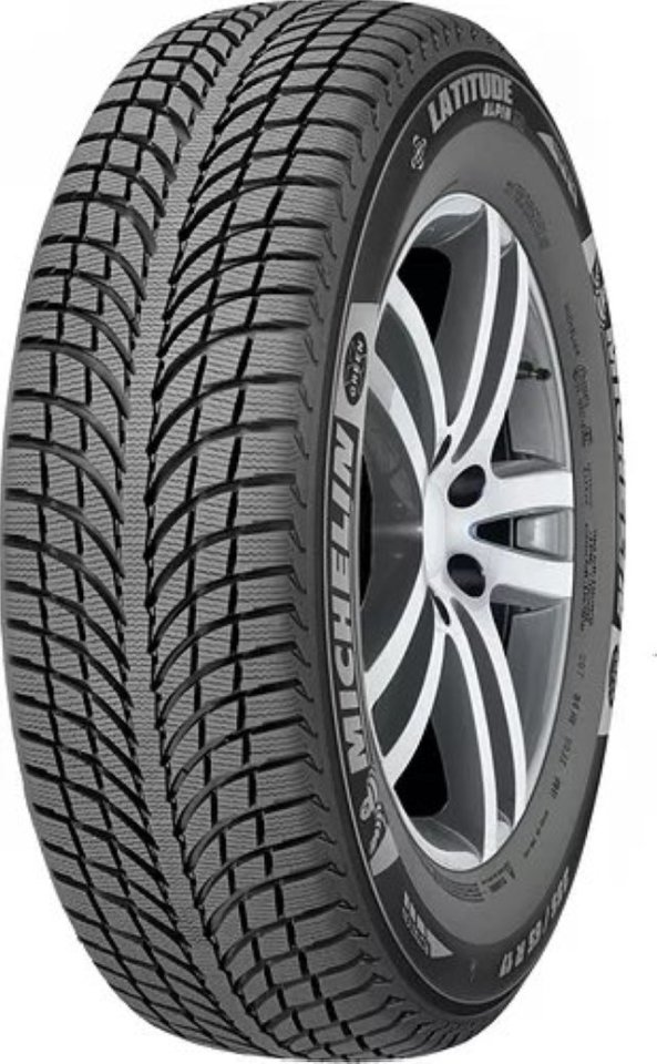 Автомобильная шина Michelin Latitude Alpin 2 255/65 R17 114H Зимняя