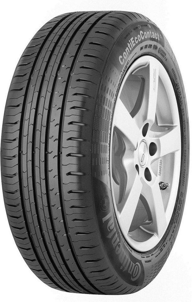 Автомобильная шина Continental ContiEcoContact 5 205/55 R16 91H Летняя