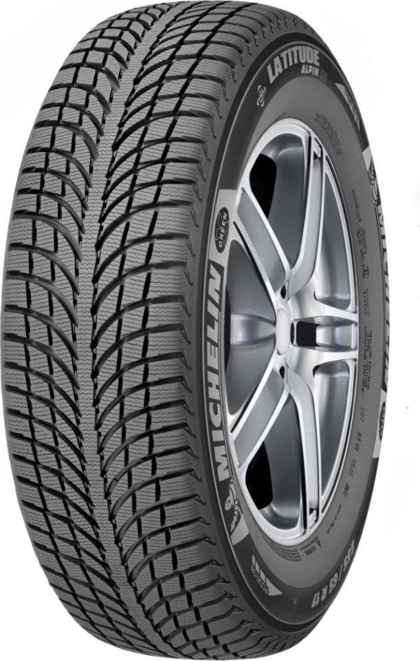 Автомобильная шина Michelin LATITUDE Alpin A2 265/45 R20 108V Зимняя