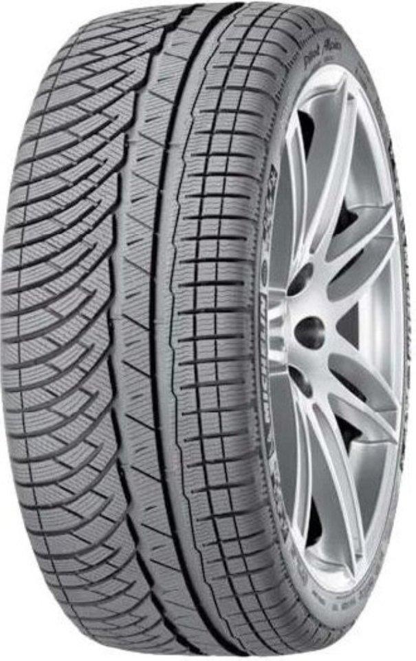 Автомобильная шина Michelin Pilot Alpin 4 ZP 245/50 R18 100H Зимняя Run Flat