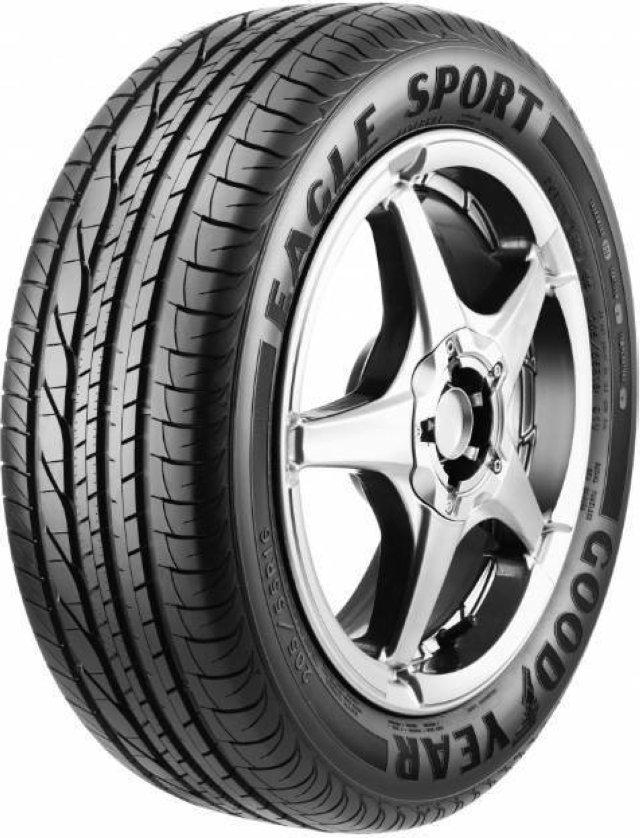 Автомобильная шина Goodyear Eagle Sport 195/55 R15 85H Летняя