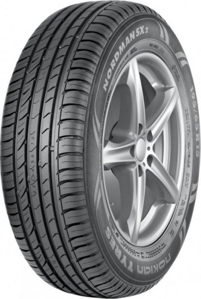 Автомобильная шина Nordman NORDMAN SX2 195/50 R15 82H Летняя