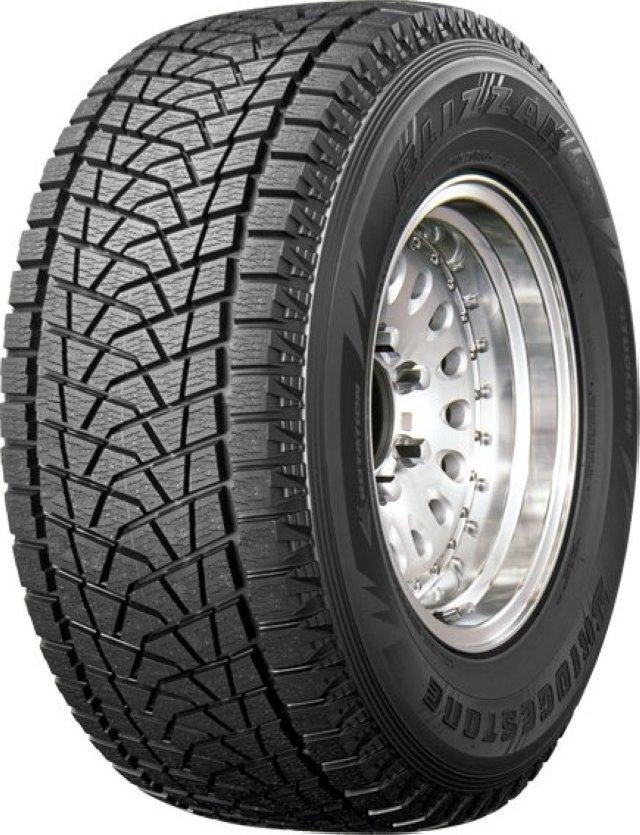 Автомобильная шина Bridgestone Blizzak DM-Z3 255/65 R16 109Q Зимняя