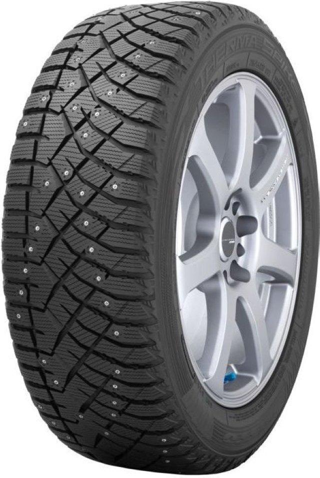 Автомобильная шина Nitto Therma Spike 235/55 R17 103T Зимняя