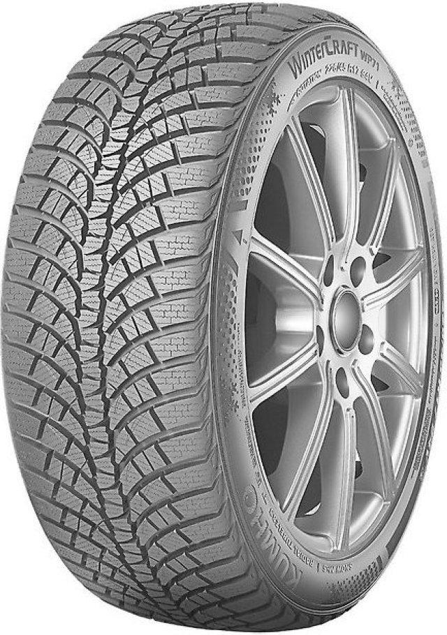 Автомобильная шина Kumho WinterCraft WP71 275/40 R19 105V Зимняя
