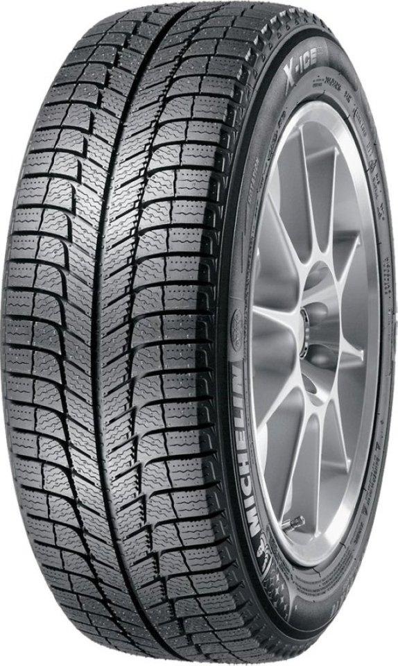 Автомобильная шина Michelin X-Ice Xi3 205/55 R16 91H Зимняя Run Flat