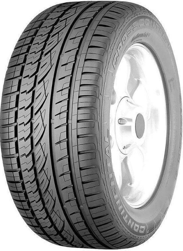 Автомобильная шина Continental CrossContact UHP 265/50 R20 111V Летняя