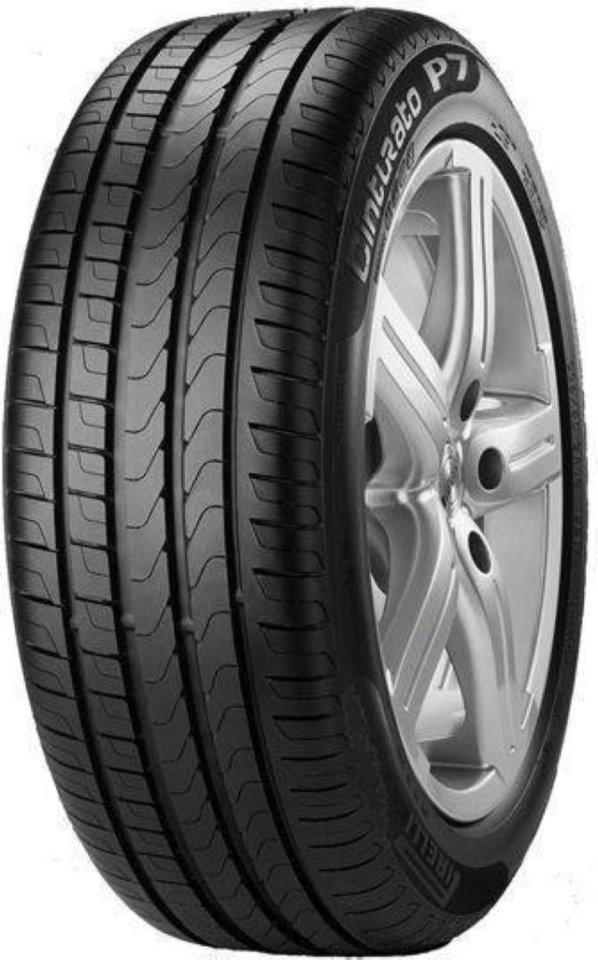 Автомобильная шина Pirelli Cinturato P7 255/45 R18 99W Летняя Run Flat