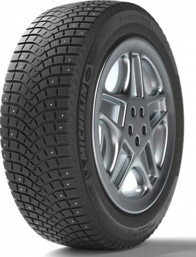 Автомобильная шина Michelin Latitude X-Ice North 2 235/45 R20 100T Зимняя