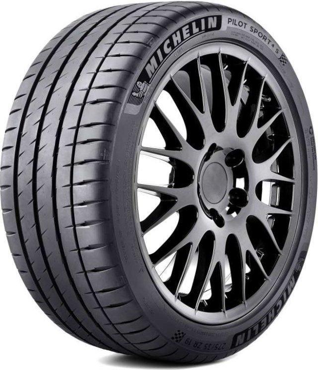 Автомобильная шина Michelin Pilot Sport 4 S 245/40 R20 99Y Летняя