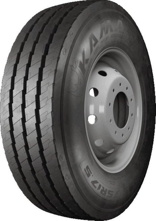 Грузовая шина Кама NT 202 265/70 R19,5 143J Всесезонная