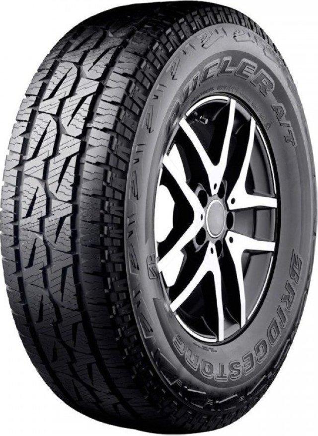 Автомобильная шина Bridgestone Dueler A/T 001 285/75 R16 116R Летняя