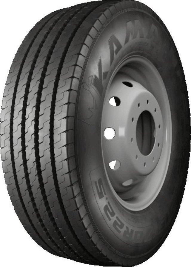 Грузовая шина Кама NF 202 245/70 R17,5 136M Всесезонная