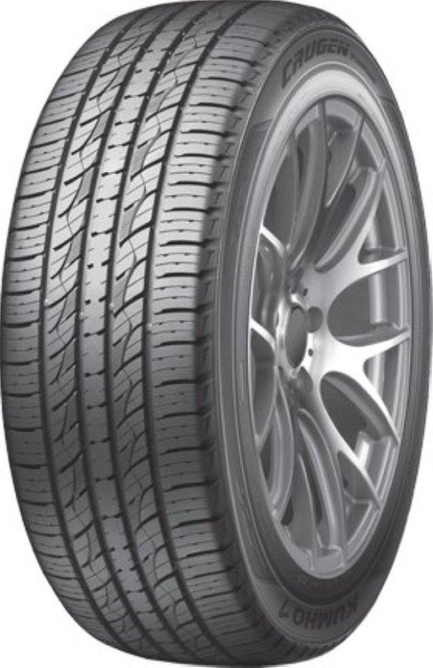 Автомобильная шина Kumho Crugen Premium KL33 225/55 R19 99V Летняя