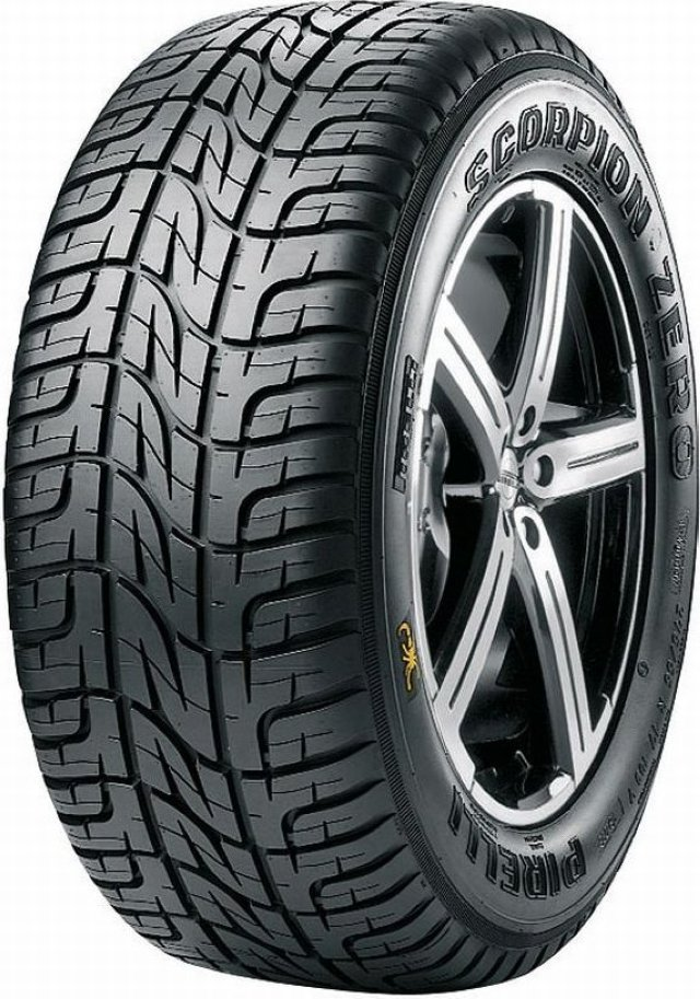 Автомобильная шина Pirelli Scorpion ZERO 255/60 R18 112V Летняя