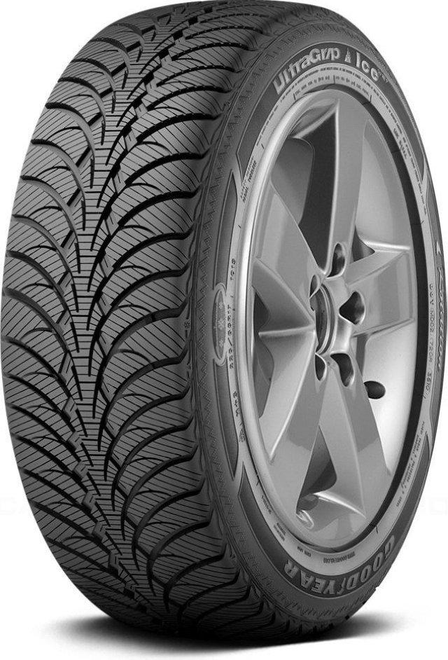 Автомобильная шина Goodyear UltraGrip Ice WRT 225/55 R18 98T Зимняя