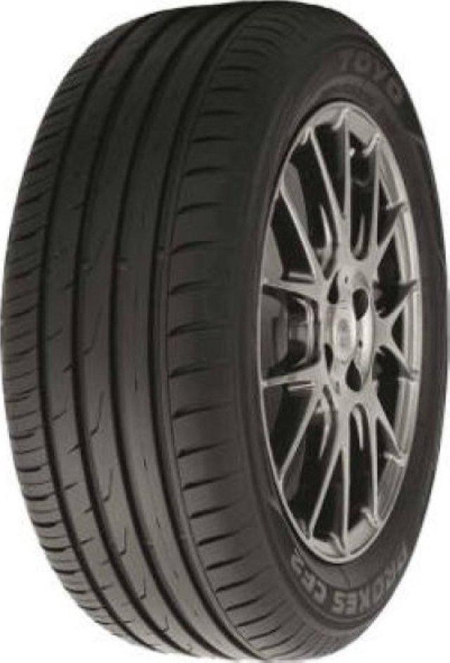 Автомобильная шина Toyo Proxes CF2 185/65 R14 86H Летняя