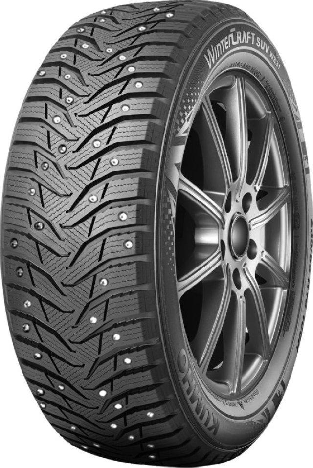 Автомобильная шина Marshal WinterCraft SUV Ice WS31 255/50 R19 107T Зимняя