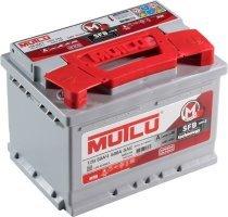 Аккумулятор 6СТ 60 MUTLU SFB 3 LB2.60.054.A 540 A (EN) 242х175х175 конус обратная