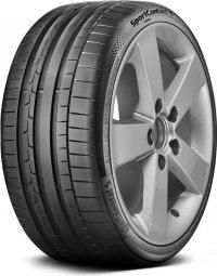 Автомобильная шина Continental SportContact 6 335/30 R24 112Y Летняя