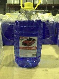 Стеклоомывающая жидкость Ice Drive -30C 5л.