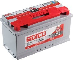 Аккумулятор 6СТ 100 MUTLU SFB 2 L5.100.083.B 830 A (EN) 353х175х190 конус прямая