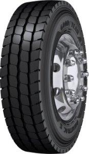 Грузовая шина Goodyear Omnitrac S Heavy Duty 315/80 R22,5 156K Всесезонная
