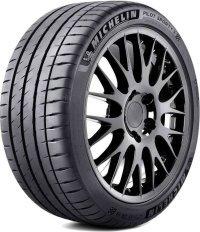 Автомобильная шина Michelin Pilot Sport 4 S 345/30 R20 106Y Летняя