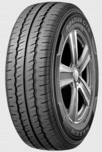 Автомобильная шина Nexen Roadian CT8 195/ R14C 106R Летняя